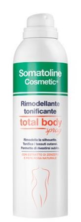 SOMATOLINE COSMETIC RIMODELLANTE TOTALE BODY SPRAY 200 ML - Farmacia 33