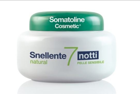SOMATOLINE COSMETIC SNELLLENTE 7 NOTTI NATURAL 400 ML - Farmafirst.it