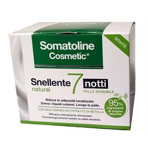 SOMATOLINE COSMETIC SNEL 7 NOTTI NATURAL 400 ML - farmaventura.it