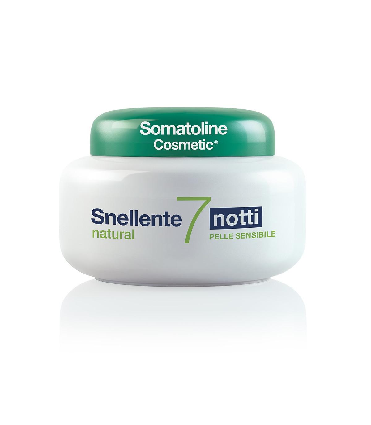 SOMATOLINE COSMETIC SNELLENTE NATURAL 7 NOTTI 400 ML - Farmapage.it