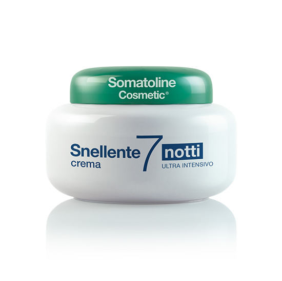 SOMATOLINE COSMETIC SNELLENTE CREMA 7 NOTTI 400 ML - Farmafirst.it