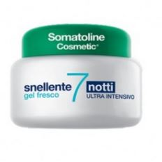 Somatoline Cosmetic Snellente 7 Notti Gel Fresco 400 ml - Farmacia 33