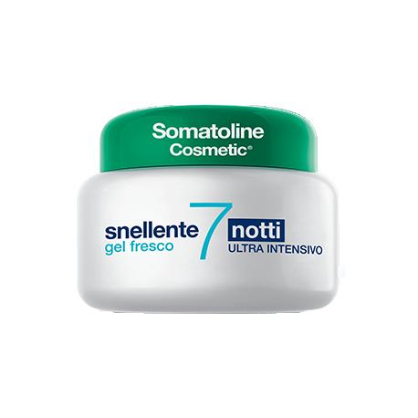 Somatoline Snellente 7 Notti Gel fresco ultra intensivo 400 ml - latuafarmaciaonline.it