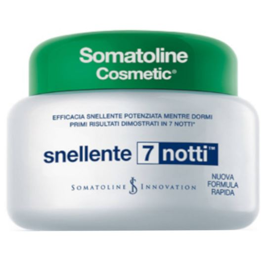 Somatoline Cosmetic Snellente 7 Notti Natural 400 ml prezzi bassi