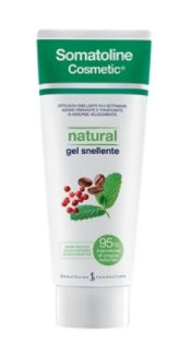 SOMATOLINE COSMETIC SNELLENTE NATURAL GEL 250 ML - Farmacia 33