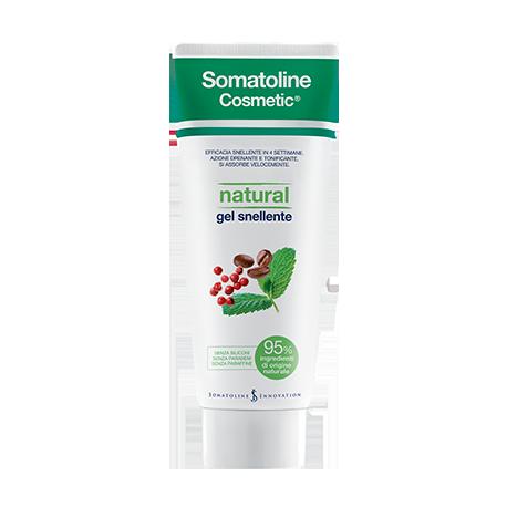 Somatoline Cosmetic Natural Gel Snellente 250ml - latuafarmaciaonline.it