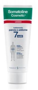 SOMATOLINE COSMETIC UOMO PANCIA ADDOME 7 NOTTI 250 ML - Farmacia 33