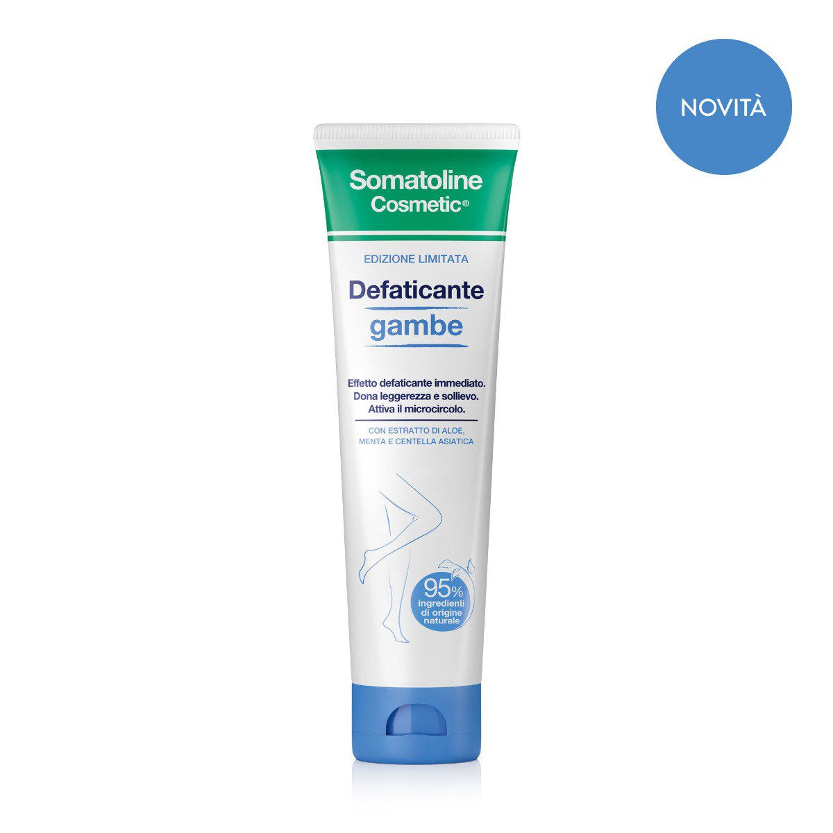 Somatoline Cosmetic Defatigante Gambe 100ml - Arcafarma.it