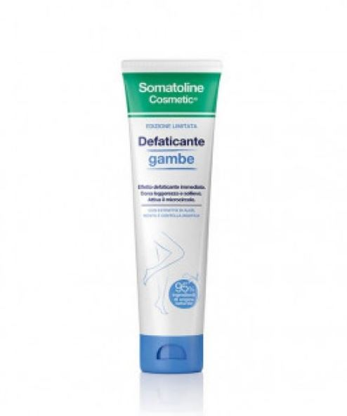 SOMATOLINE COSMETICS DEFATICANTE GAMBE 100 ML - Farmafirst.it