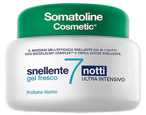 SOMATOLINE COSMETICS SNELLENTE 7 NOTTI GEL 400 ML - Farmacia Centrale Dr. Monteleone Adriano