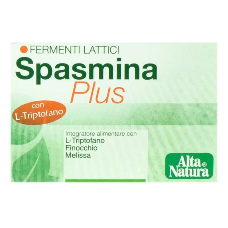 Spasmina Plus 30 capsule - Iltuobenessereonline.it