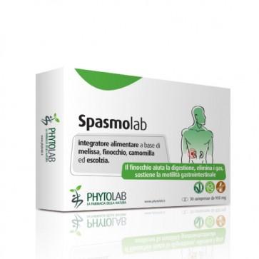 SPASMOLAB PLUS 30 COMPRESSE DA 800 MG - Farmaseller