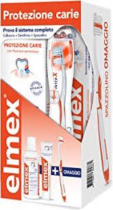 SPECIAL PACK ELMEX PROTEZIONE CARIE COLLUTORIO 400 ML + SPAZZOLINO - Farmabaleno