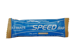 ULTIMATE SPEEDBAR BARRETTA MANDORLE 30 G - Farmaconvenienza.it
