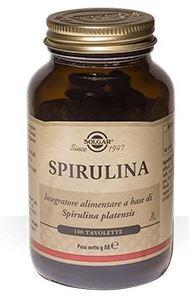Spirulina 100 Tavolette - Farmalilla