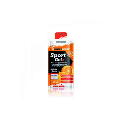 NAMEDSPORT GEL ORANGE 25 ML - Farmawing