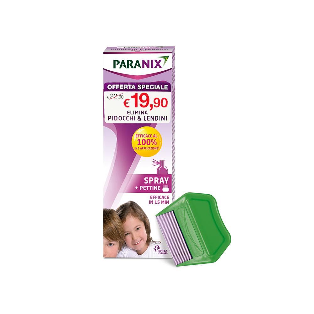 SPRAY PARANIX TRATTAMENTO 100 ML  - latuafarmaciaonline.it