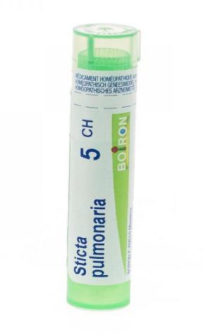 Sticta Pulmonaria 5 ch Granuli - Farmalilla