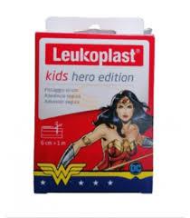 STRISCIA RITAGLIABILE LEUKOPLAST KIDS HERO EDITION 1X6 CM 1 PEZZO - farmaciafalquigolfoparadiso.it