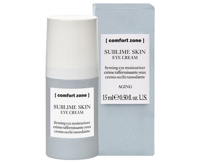Comfort Zone Sublime Skin Eye Cream Contorno Occhi Rassodante 15 ml - Farmacielo
