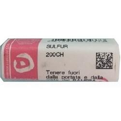 Sulfur 200 Ch Globuli - Arcafarma.it