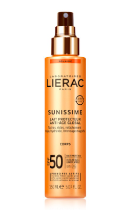 SUNISSIME LATTE CORPO SPF50+ 150 ML - Farmacia33