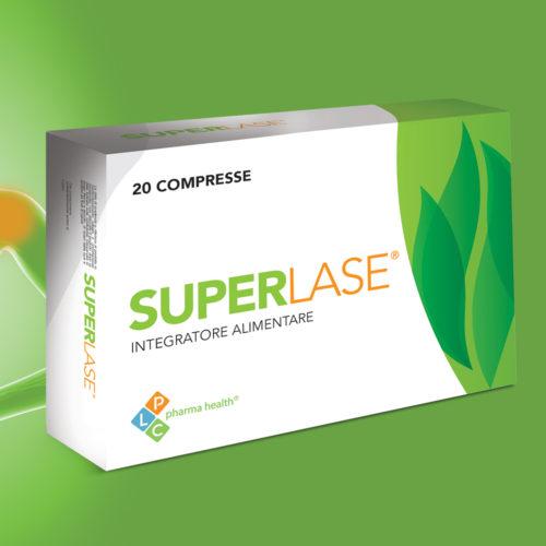 SUPERLASE 20 COMPRESSE - FARMAPRIME