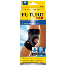 SPORT SUPPORTO PER GINOCCHIO FUTURO  MEDIUM - Farmawing