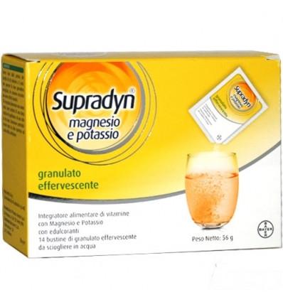 SUPRADYN MAGNESIO/POTASSIO 24 BUSTINE - pharmaluna