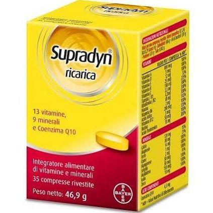 SUPRADYN RICARICA 35 COMPRESSE - Nowfarma.it