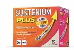 SUSTENIUM PLUS INTENSIVE FORMULA 22 BUSTINE - farmaciadeglispeziali.it