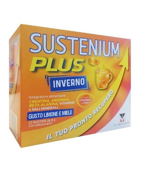 Image of Sustenium Plus Inverno 22 Bustine