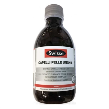 SWISSE CAPELLI PELLE UNGHIE LIQUID 300 ML - latuafarmaciaonline.it