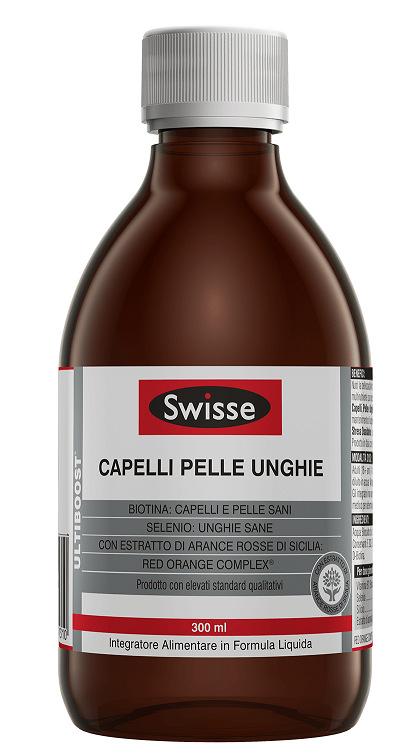 SWISSE CAPELLI PELLE UNGHIE LIQUID 300 ML - FARMAPRIME