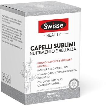 SWISSE CAPELLI SUBLIMI 30 CAPSULE - Zfarmacia