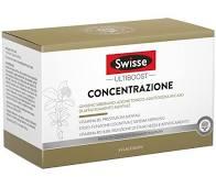 SWISSE CONCENTRAZIONE 8 FLACONCINI DA 30 ML - Spacefarma.it
