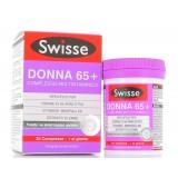 SWISSE DONNA 65+ COMPLESSO MULTIVITAMINICO 30 COMPRESSE - Farmaciasconti.it