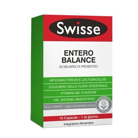 SWISSE ENTERO BALANCE 10 CAPSULE - Iltuobenessereonline.it