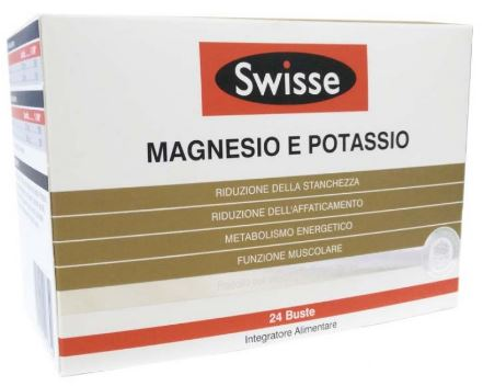 SWISSE ULTIBOOST MAGNESIO E POTASSIO 24 BUSTE - Farmacia 33