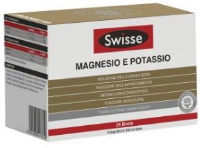 SWISSE MAGNESIO POTASSIO 24 BUSTINE PROMO 2020 - Farmaciacarpediem.it