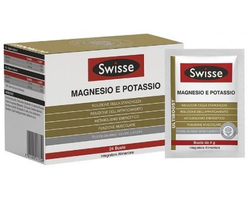 SWISSE MAGNESIO POTASSIO 24 BUSTINE - FARMAPRIME