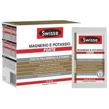 SWISSE MAGNESIO POTASSIO FORTE 24 BUSTINE - Farmaciapacini.it
