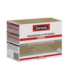 Magnesio e Potassio FORTE SWISSE - Spacefarma.it