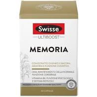 SWISSE MEMORIA 60 CAPSULE - Spacefarma.it