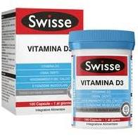 SWISSE VITAMINA D 100 CAPSULE MOLLI - Farmaciapacini.it