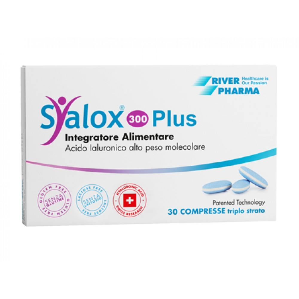 SYALOX 300 PLUS 30 COMPRESSE - Farmapage.it
