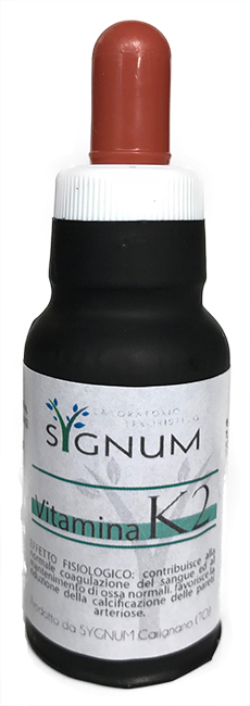 SYGNUM VITAMINA K2 OSSA ARTICOLAZIONI 20 ml - Farmastar.it