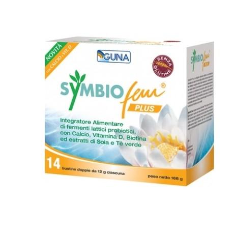 SYMBIOFEM PLUS 14 BUSTINE 12 G - Zfarmacia