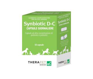 Synbiotic D-C Therapet 10 Capsule - Arcafarma.it