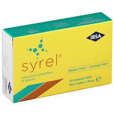 SYREL 30 CAPSULE MOLLI - Farmaci.me